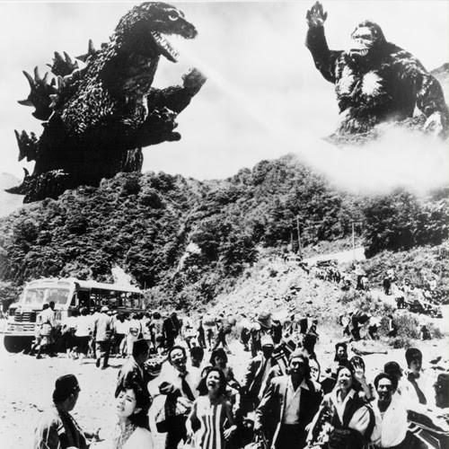 1962 King Kong Vs Godzilla 13