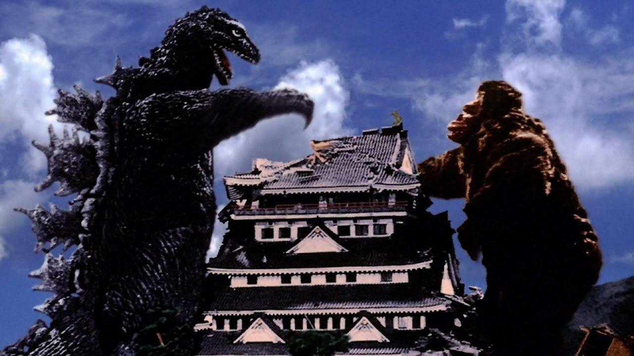 1962 King Kong Vs Godzilla 14