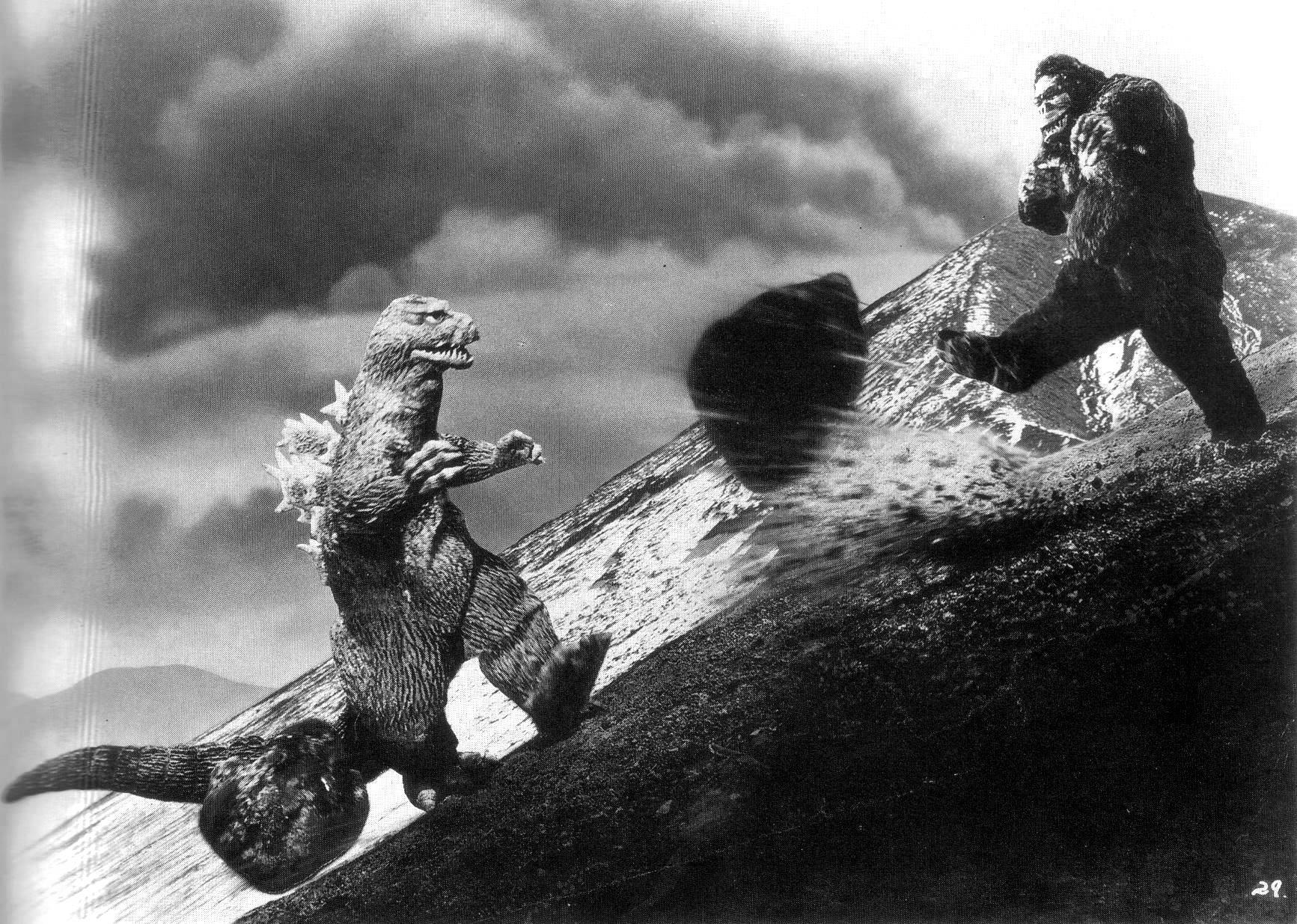 1962 King Kong Vs Godzilla 15