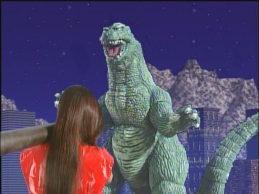 1997 Godzilla Island 11