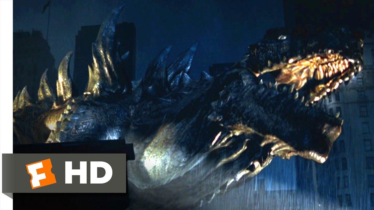 1998 Godzilla Usa 3