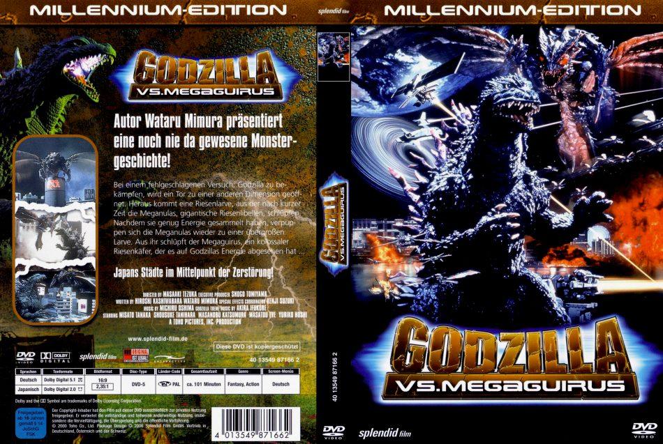 2000 Godzilla Vs Megaguirus 17