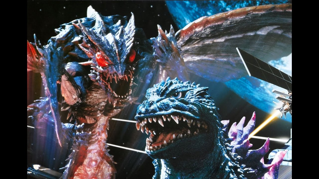 2000 Godzilla Vs Megaguirus 2