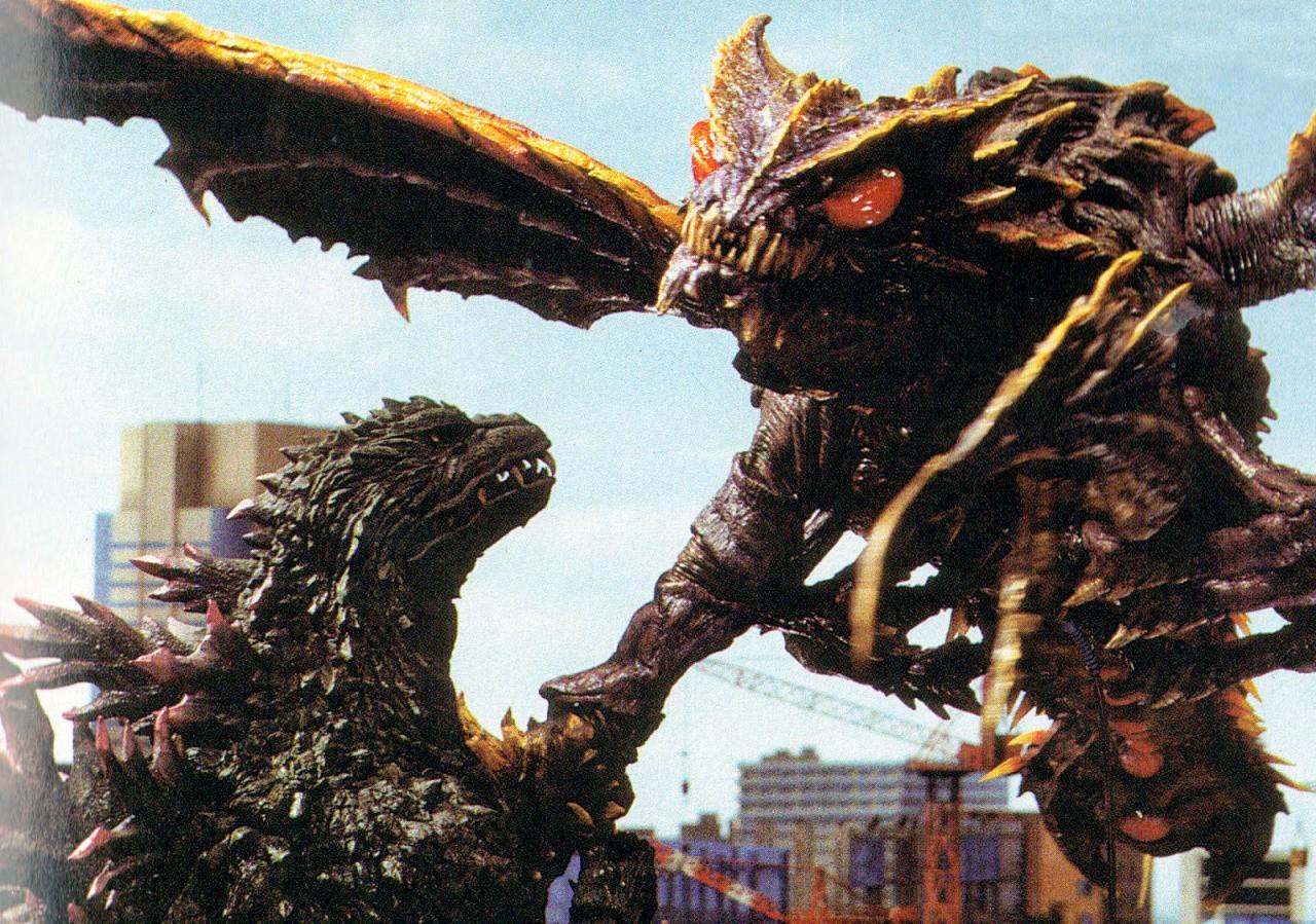 2000 Godzilla Vs Megaguirus 3