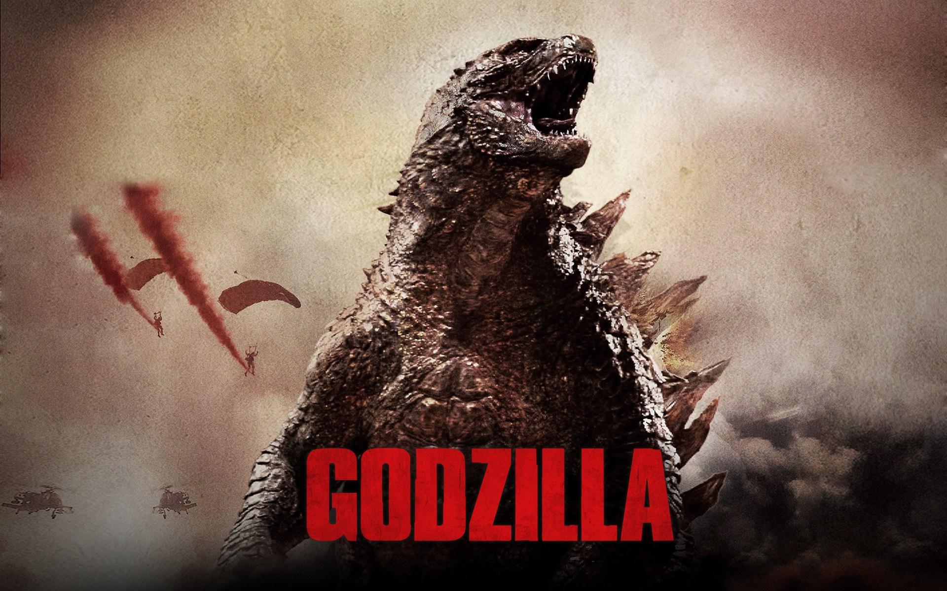 2014 Godzilla Usa