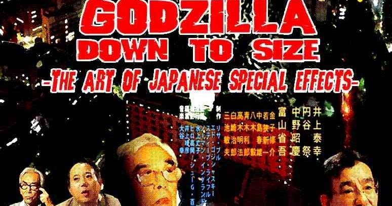 Bringing Godzilla Down To Size 3