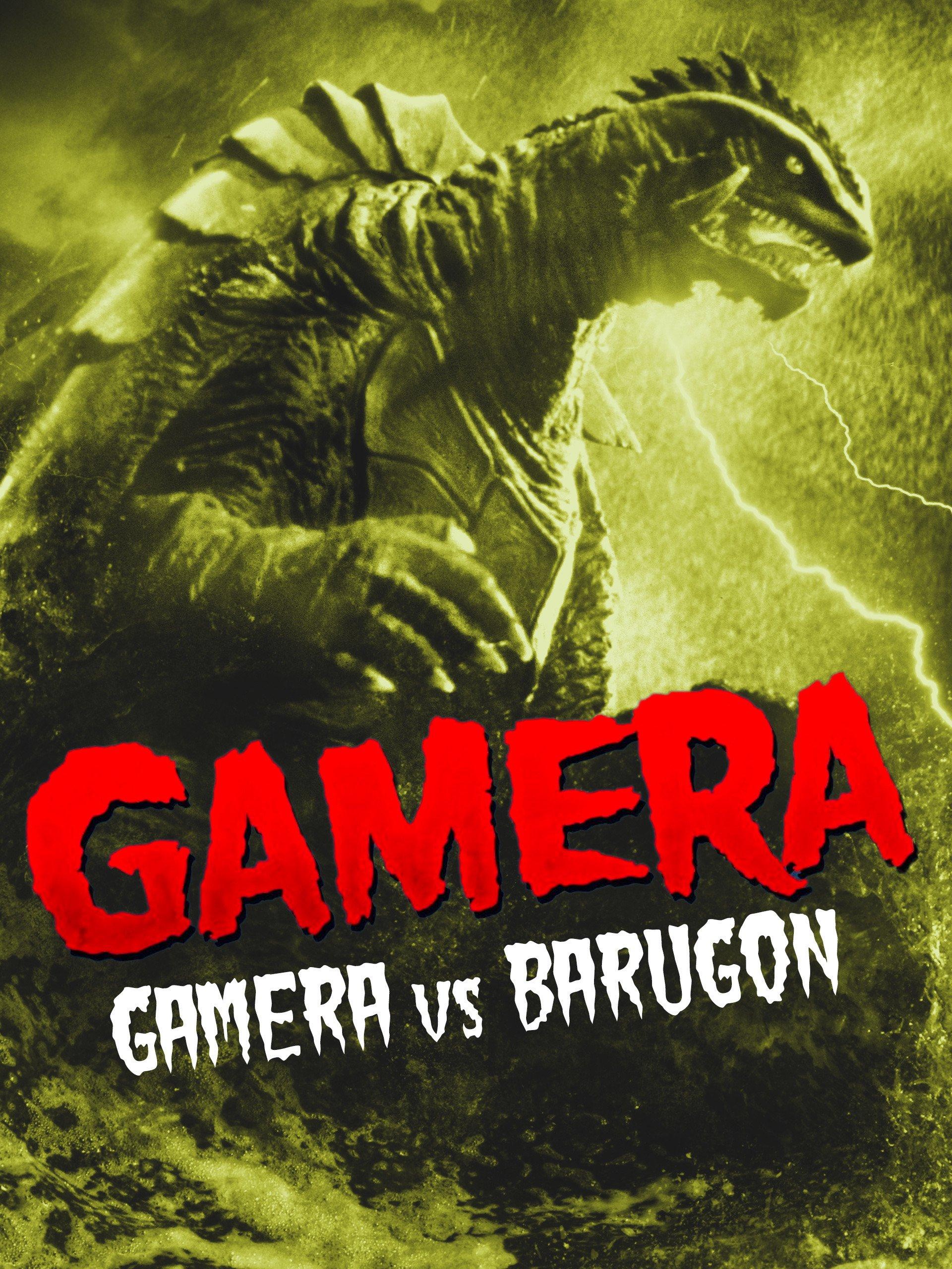 Gamera Vs Barugon 13