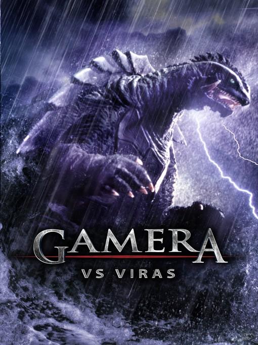 Gamera Vs Viras 9