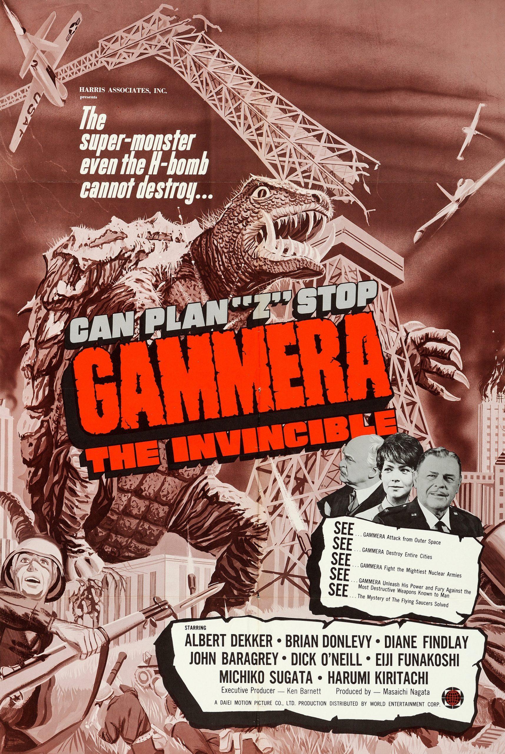 Gammera The Invincible 10