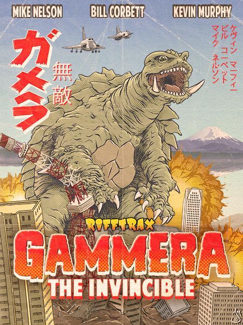 Gammera The Invincible 12