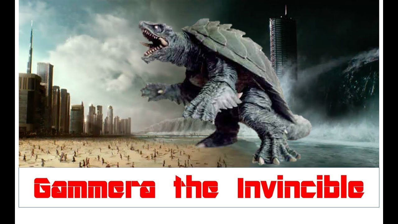 Gammera The Invincible 3