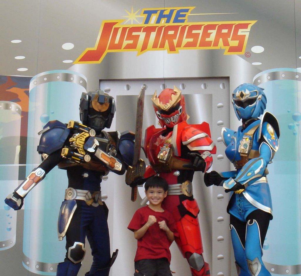 Genseishin Justirisers 11