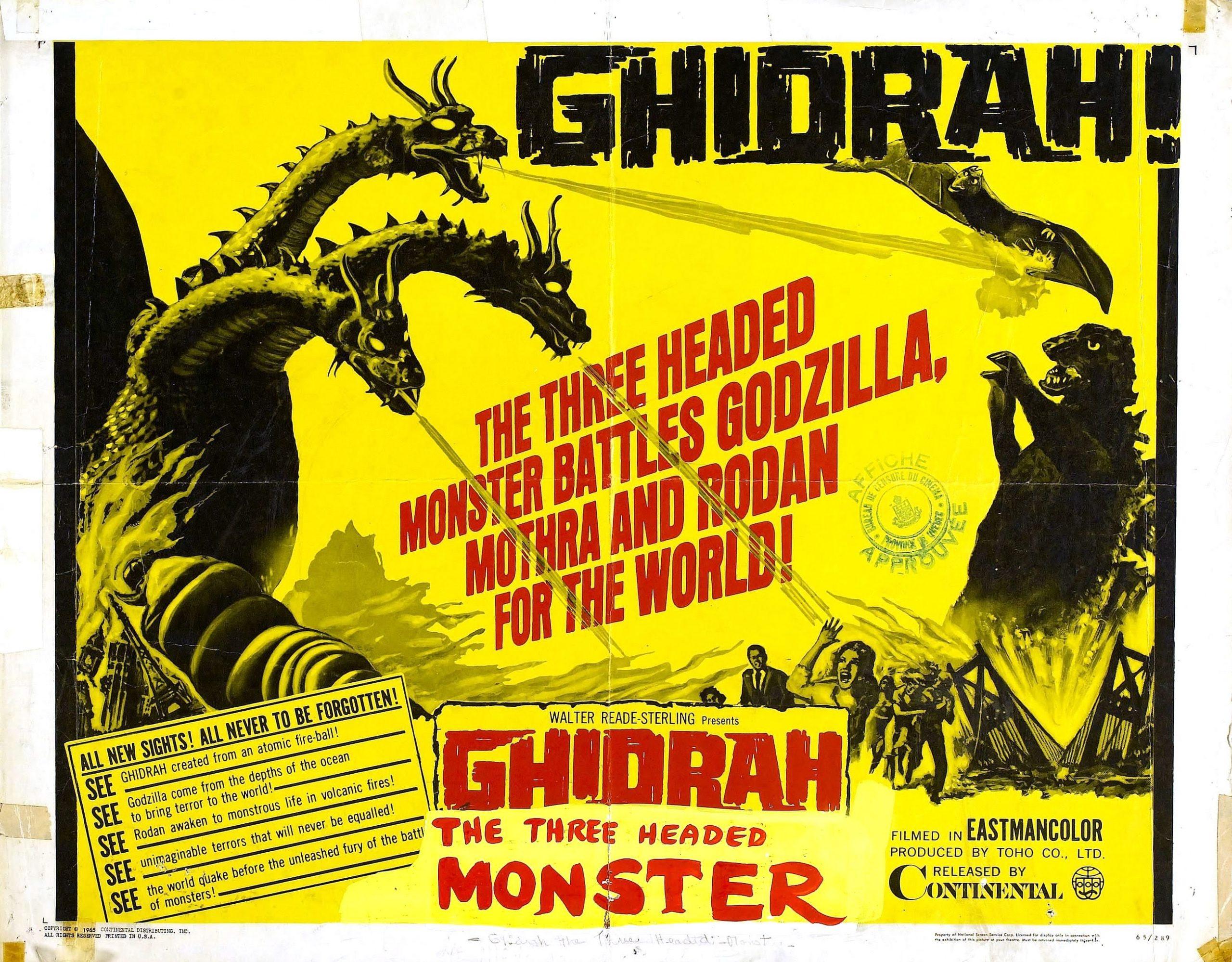 Ghidorah The 3 Headed Monster 11