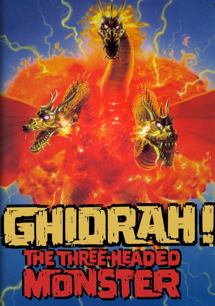 Ghidorah The 3 Headed Monster 12