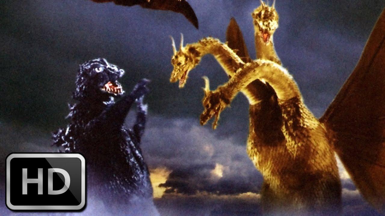 Ghidorah The 3 Headed Monster 14