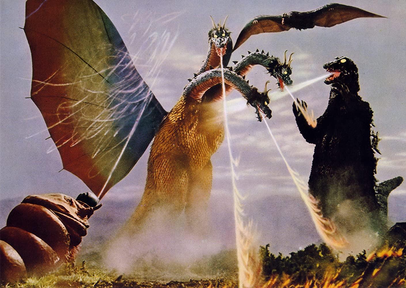 Ghidorah The 3 Headed Monster 7