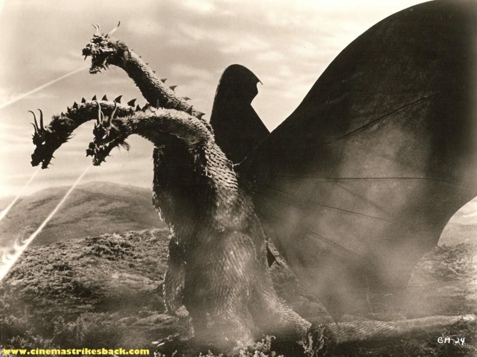 Ghidorah The 3 Headed Monster 9