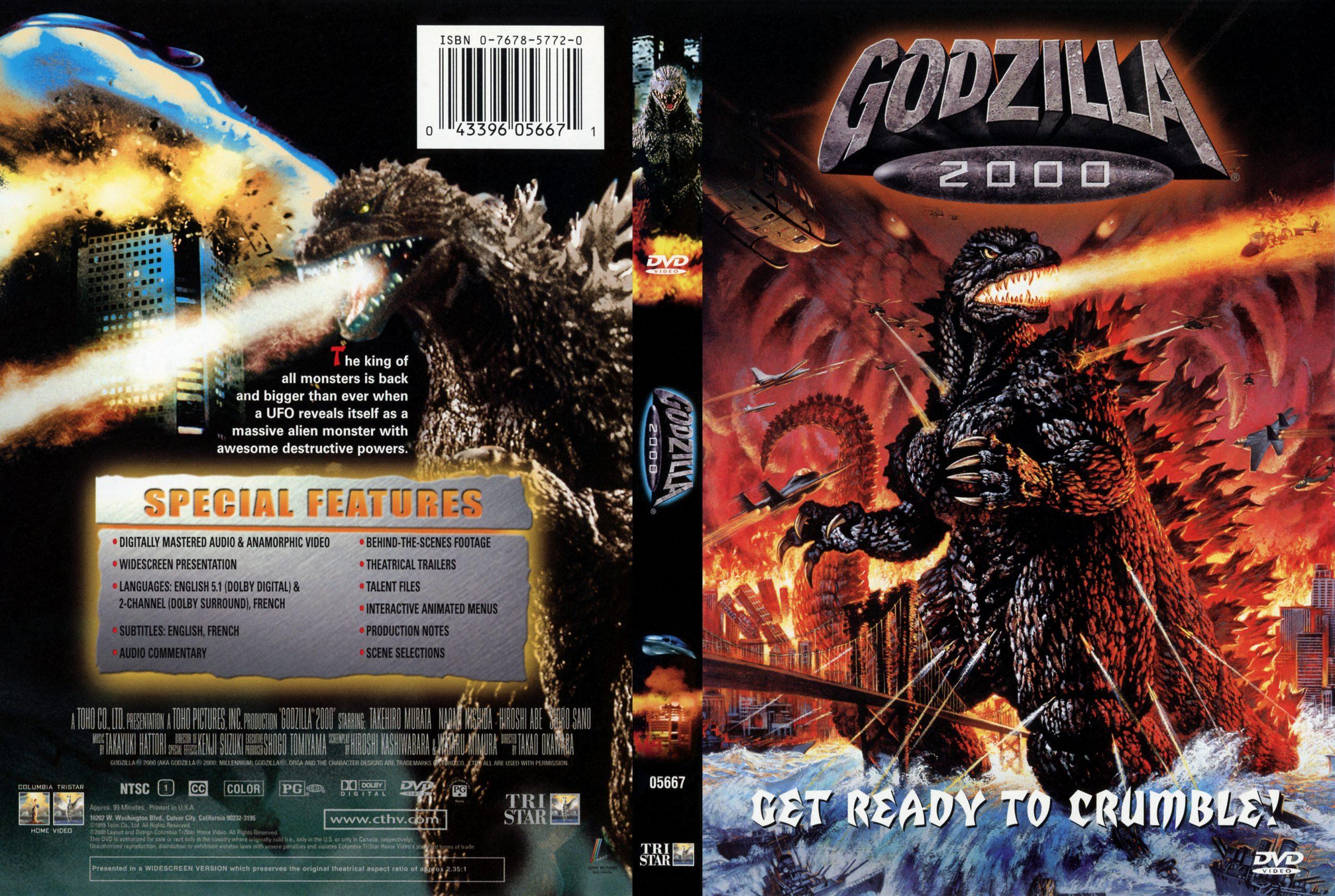 Godzilla 2000 Millennium 17