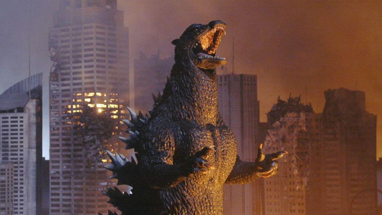 Godzilla Final Wars 5