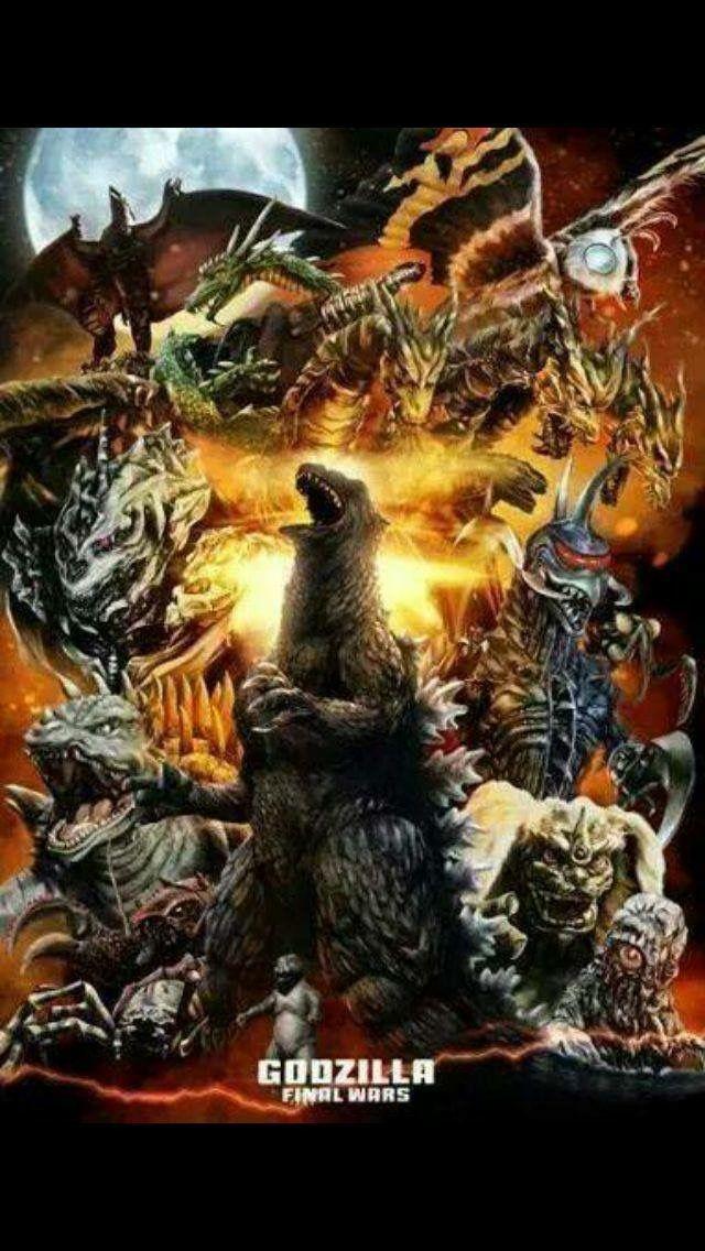 Godzilla Final Wars 6