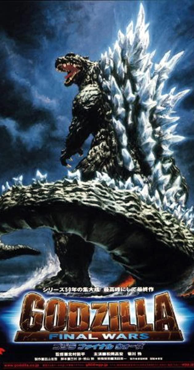 Godzilla Final Wars 7