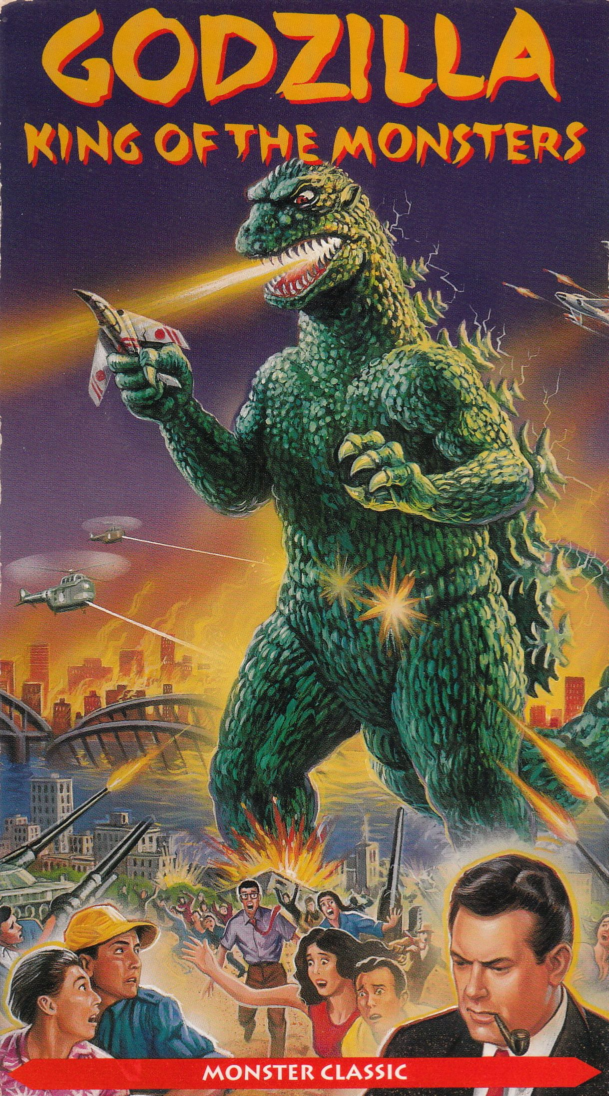 Godzilla, King Of The Monsters! 3