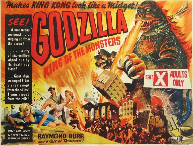 Godzilla, King Of The Monsters! 6