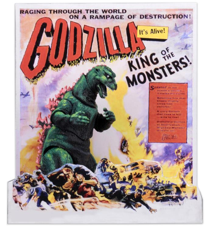Godzilla, King Of The Monsters! 7
