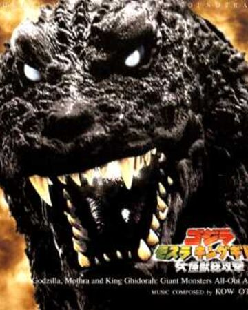 Godzilla, Mothra Và King Ghidorah Giant Monsters All Out Attack 6