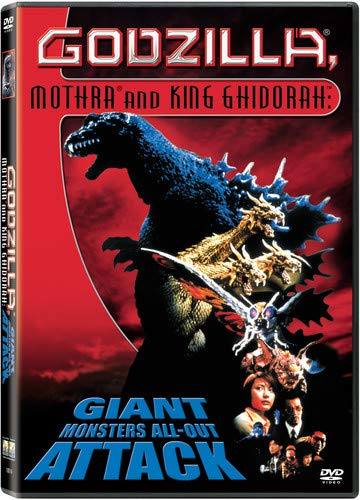 Godzilla, Mothra Và King Ghidorah Giant Monsters All Out Attack