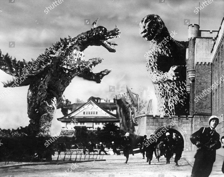 Godzilla Raids Again / Gojira No Gyakushu 1955