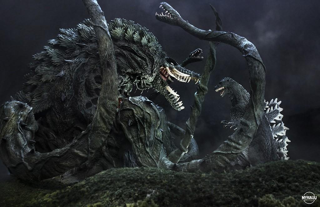 Godzilla Vs Biollante 10