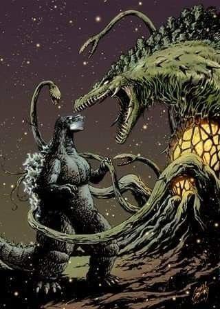 Godzilla Vs Biollante 11