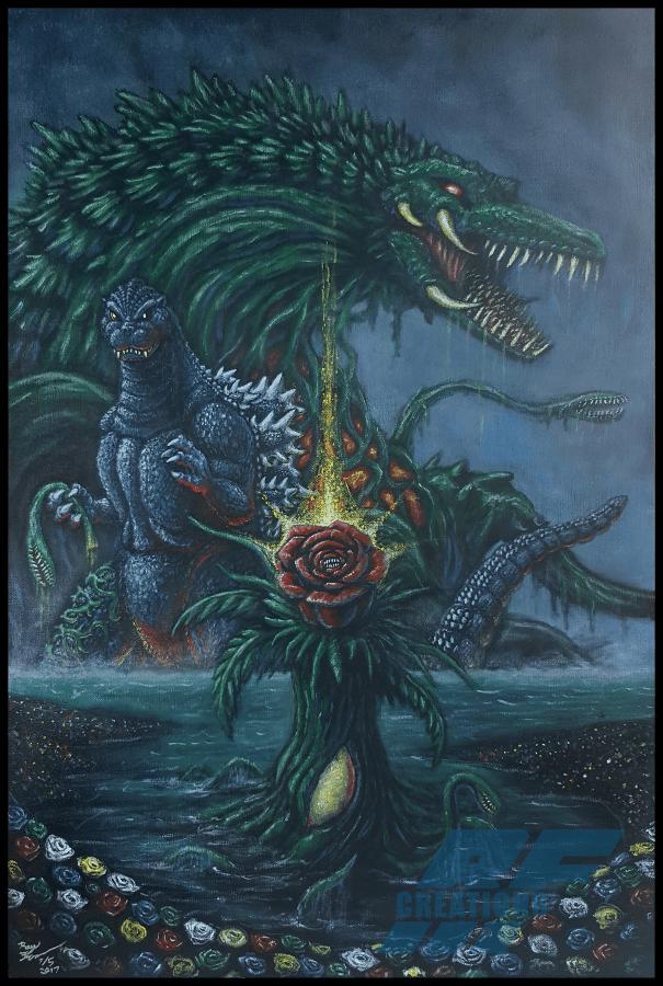 Godzilla Vs Biollante 6