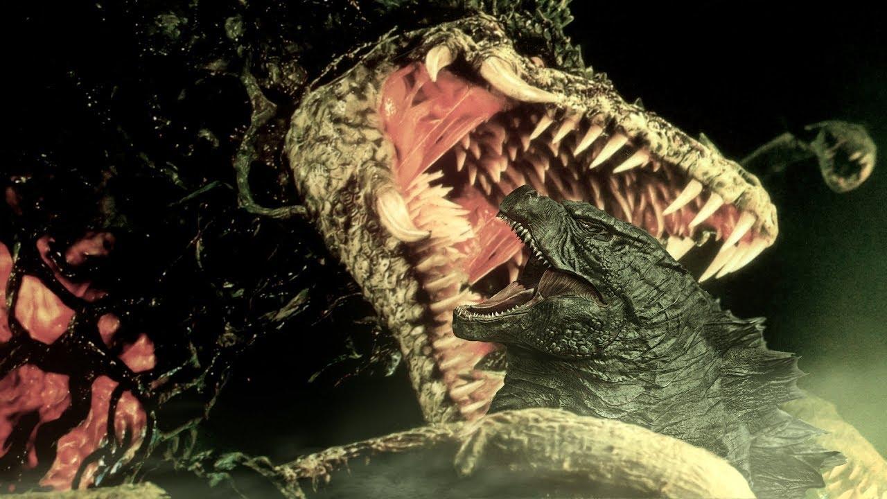 Godzilla Vs Biollante 7