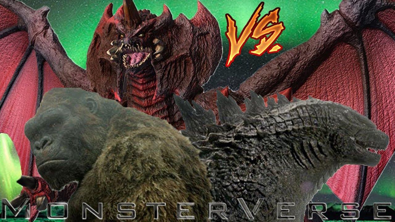 Godzilla Vs Destroyah 10
