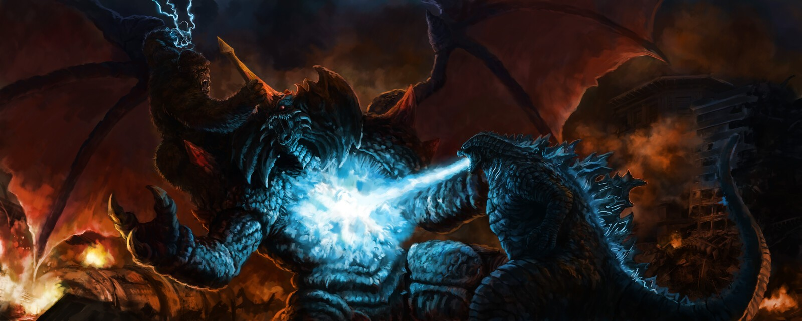 Godzilla Vs Destroyah 12