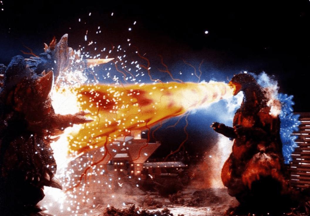 Godzilla Vs Destroyah 13