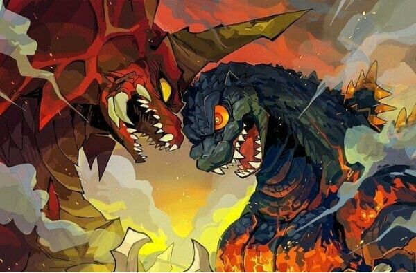Godzilla Vs Destroyah 2
