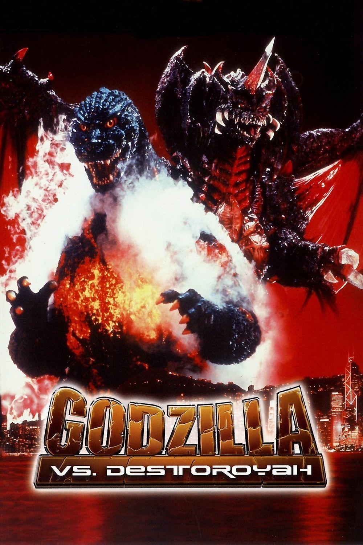 Godzilla Vs Destroyah 4