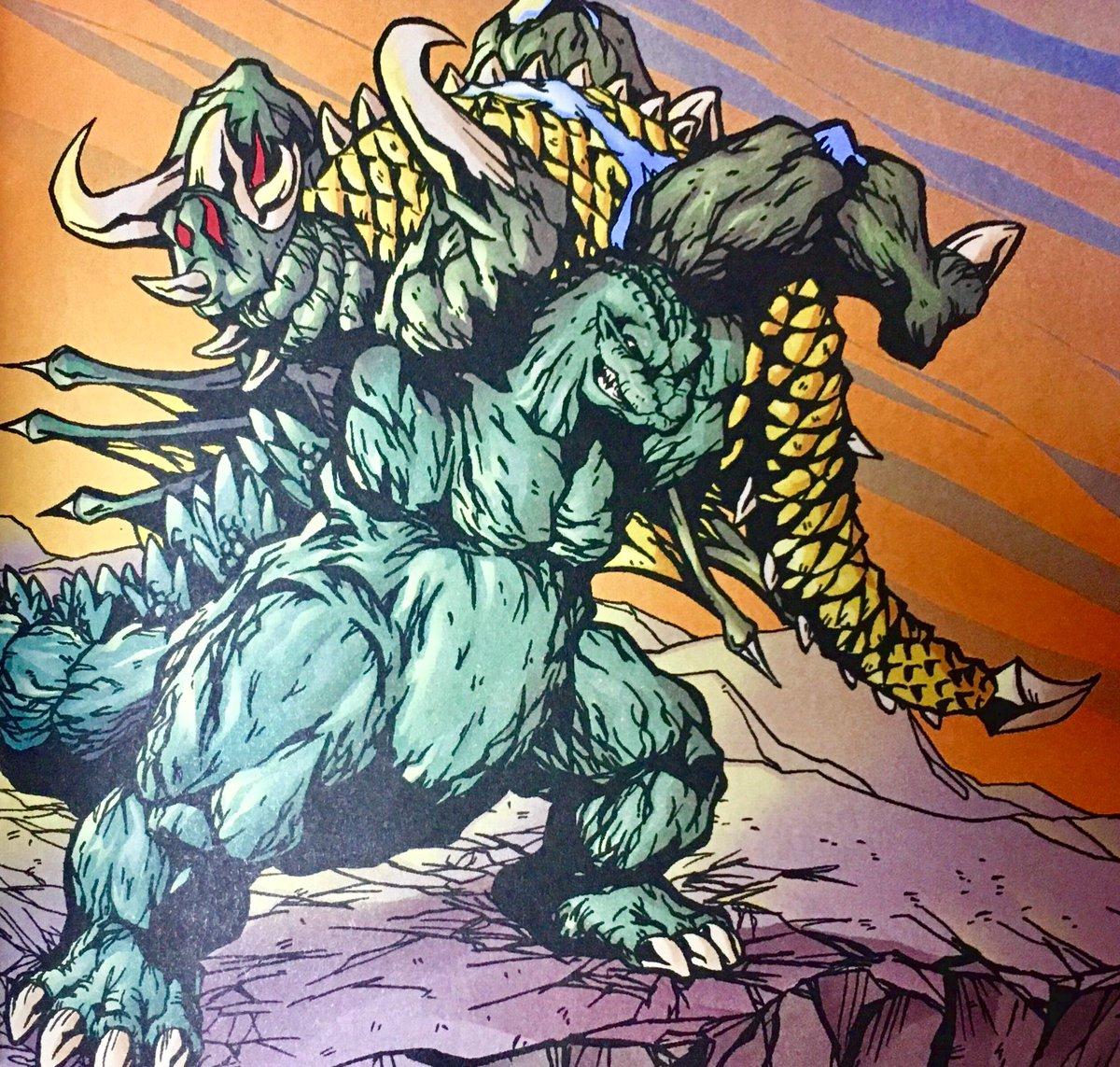 Godzilla Vs Gigan 10
