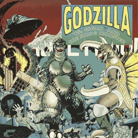 Godzilla Vs Gigan 8