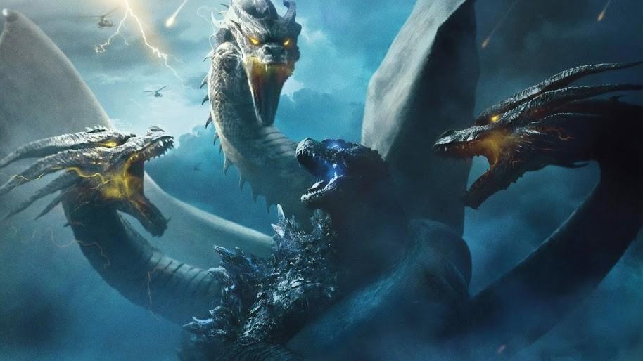 Godzilla Vs King Ghidorah 10
