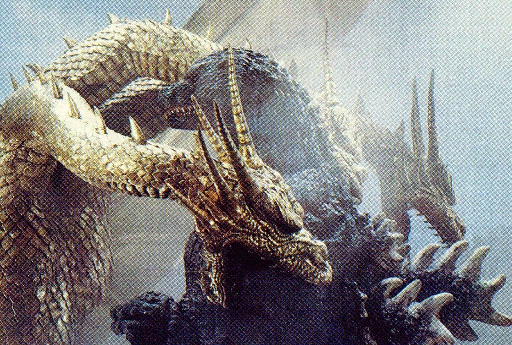 Godzilla Vs King Ghidorah 4
