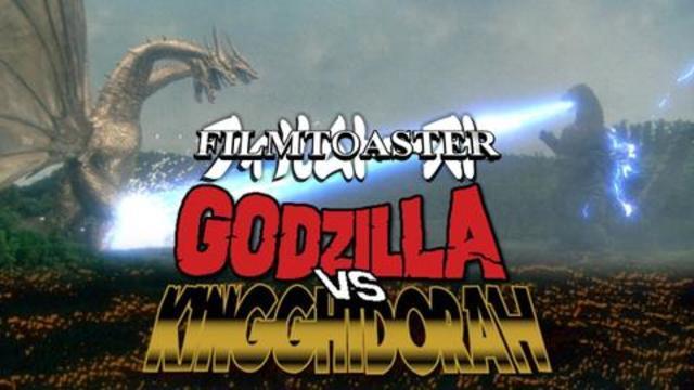 Godzilla Vs King Ghidorah 9