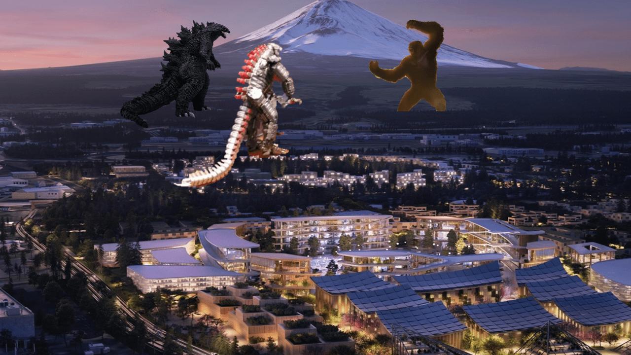 Godzilla Vs Mechagodzilla 15