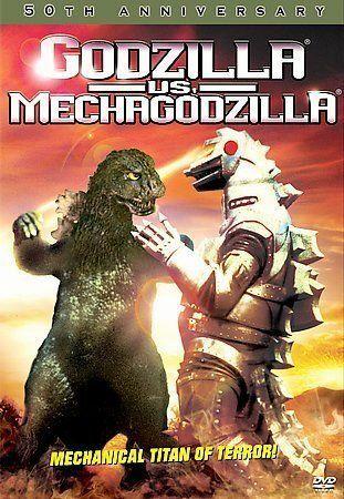 Godzilla Vs Mechagodzilla 5