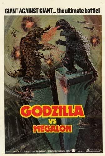 Godzilla Vs Megalon 4