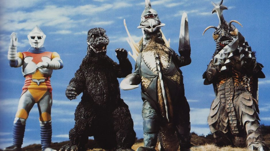 Godzilla Vs Megalon 6