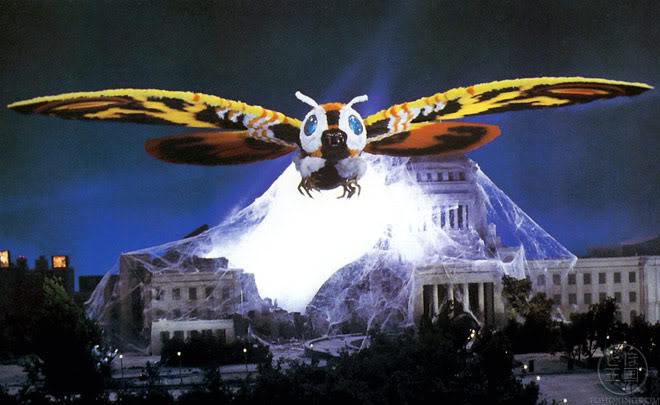 Godzilla Vs Mothra 12